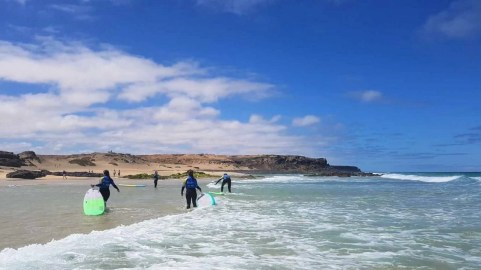 One Week Fuerteventura Surf Camp Adventure - Planet Surf Camps review - A World to Travel (4)