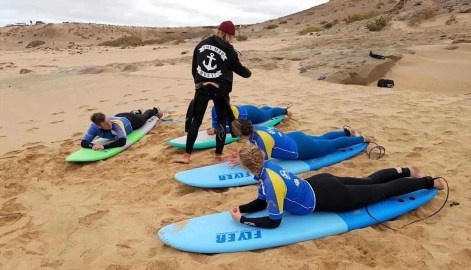 One Week Fuerteventura Surf Camp Adventure - Planet Surf Camps review - A World to Travel (5)