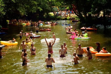 Taboao river beach - Paredes de Coura festival 2018 - A World to Travel (6)