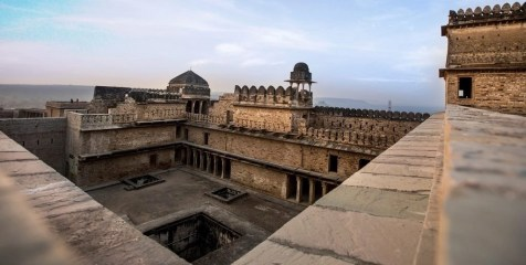 Chanderi Fort - Madhya Pradesh Travel Mart - A World to Travel