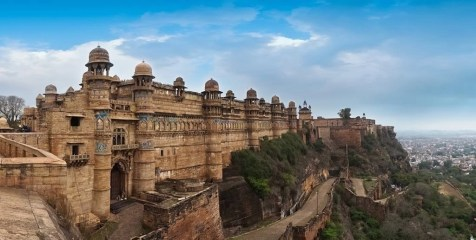 Gwalior Fort - Madhya Pradesh Travel Mart - A World to Travel