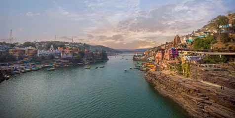 Omkareshwar - Madhya Pradesh Travel Mart - A World to Travel