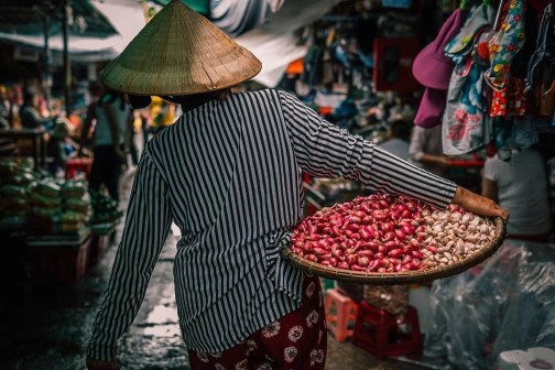 Dong Ba market - Thành phố Huế - Best places to visit in Vietnam - A World to Travel