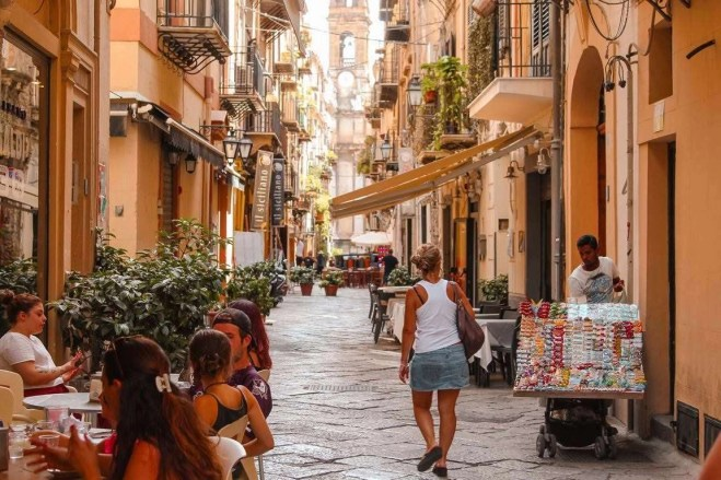 Palermo - Road Trip Itinerary Throught The Best Coastal Spots And Cities In Sicily - A World to Travel
