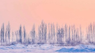 Unique light - Things That will make you Visit Siberia in Winter - A World to Travel