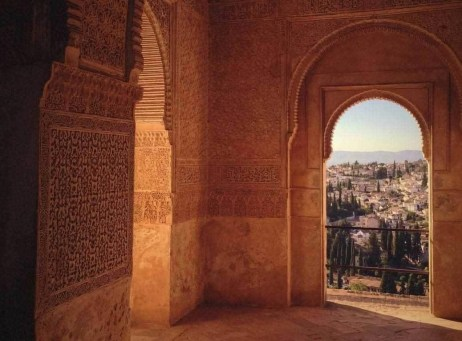 Alhambra - Hiking Routes in Spain - A World to Travel