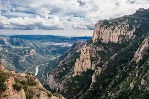 Montserrat - Hiking Routes in Spain - A World to Travel