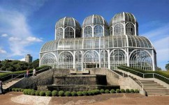 Botanical Gardens of Curitiba - Here's How To Road Trip 5 Brazilian Cities In Two Weeks - A World to Travel