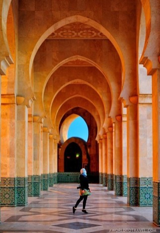 Casablanca - One Week Morocco Itinerary Along The Atlantic Coast - A World to Travel (3)