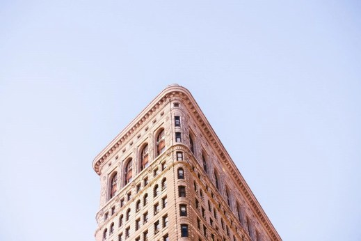Flatiron building - Perfect 2 Days In New York Itinerary For First Time Visitors - A World to Travel