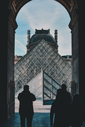 Magnificent building - Louvre Museum Paris facts - A World to Travel