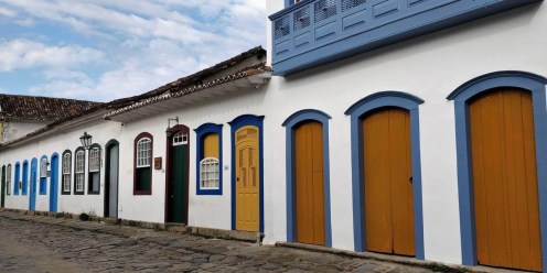 Paraty by day - Here's How To Road Trip 5 Brazilian Cities In Two Weeks - A World to Travel