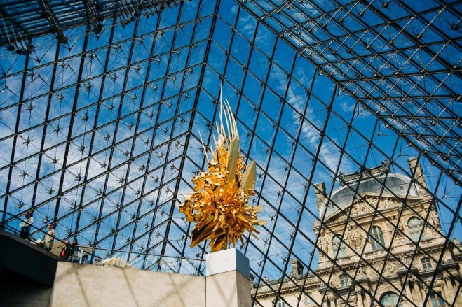 Pei pyramid - Louvre museum Paris facts - A World to Travel