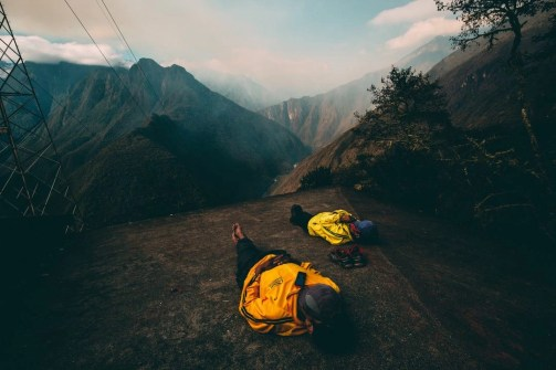 Resting in the Inca Trail - Breathtaking Places To Visit In Peru - A World to Travel