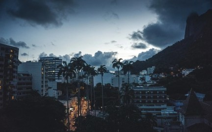 Rio de Janeiro at dusk - Here's How To Road Trip 5 Brazilian Cities In Two Weeks - A World to Travel