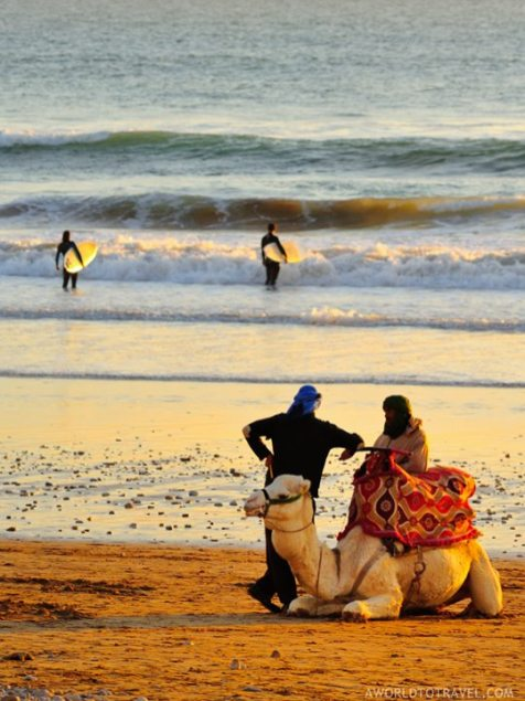 Taghazout - One Week Morocco Itinerary Along The Atlantic Coast - A World to Travel (2)