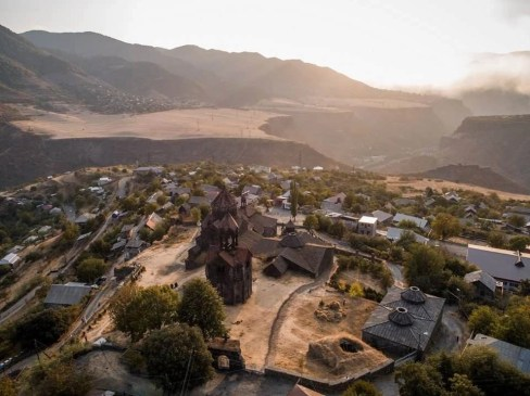Armenia (5) - Silk Road Travel - A Central Asia Overland Trip - A World to Travel