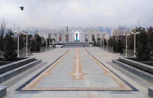 Ashgabat - Turkmenistan - Silk Road Travel - A Central Asia Overland Trip - A World to Travel