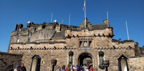 Edinburgh Castle 1 - How To Make The Most Of 2 Days In Edinburgh - A World to Travel