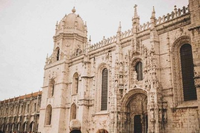 Jeronimos - Things To Do In Lisbon in 72 Hours - A World to Travel