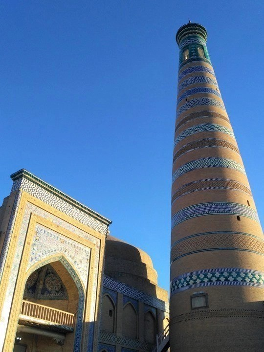 Khiva - Uzbekistan (1) - Silk Road Travel - A Central Asia Overland Trip - A World to Travel
