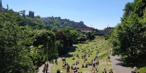 Mound 1 - How To Make The Most Of 2 Days In Edinburgh - A World to Travel