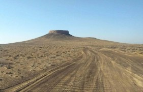 Nukus Chilpik Kala - Uzbekistan - Silk Road Travel - A Central Asia Overland Trip - A World to Travel