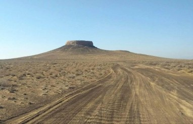 Nukus Chilpik Kala - Uzbekistan - Silk Road Travel - A Central Asia Overland Trip - A World to Travel