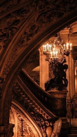 Opera de Paris inside - Architecture Lover's Guide to Photographing Paris - A World to Travel