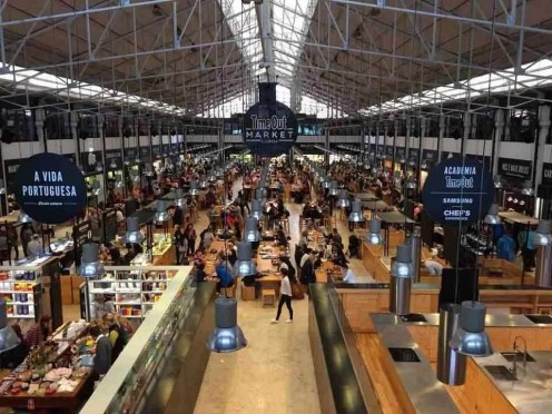 Time Out Market - Things To Do In Lisbon in 72 Hours - A World to Travel