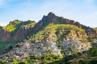 Uraman Takht - Kurdistan - Iran - Silk Road Travel - A Central Asia Overland Trip - A World to Travel