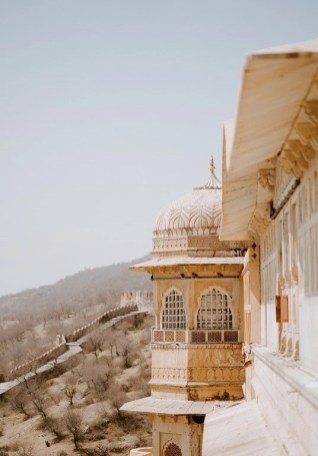 Amber palace - Jaipur - Best Places To Visit In Rajasthan - A World to Travel