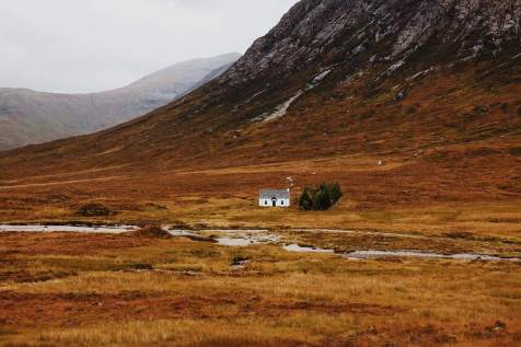 Glencoe house - Fun Things To Do In Scotland - A World to Travel