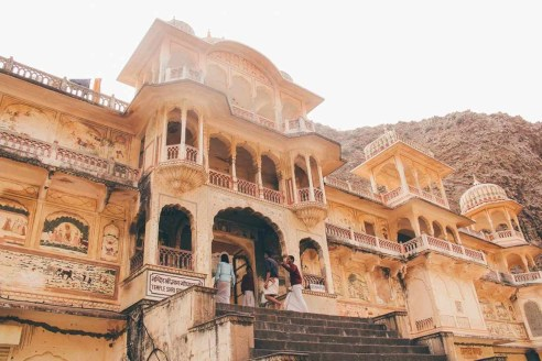 Monkey mountain - Jaipur - Best Places To Visit In Rajasthan - A World to Travel