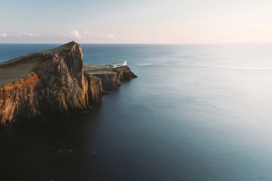 Neist Point Lighthouse - Skye - Fun Things To Do In Scotland - A World to Travel