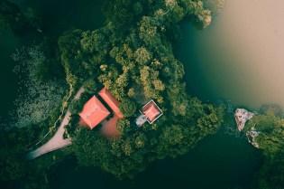 Ho Chi Minh drone shot - Vietnam trekking - A World to Travel