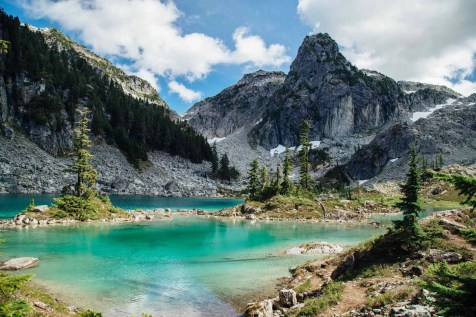 Squamish BC - Beautiful British Columbia - A World to Travel
