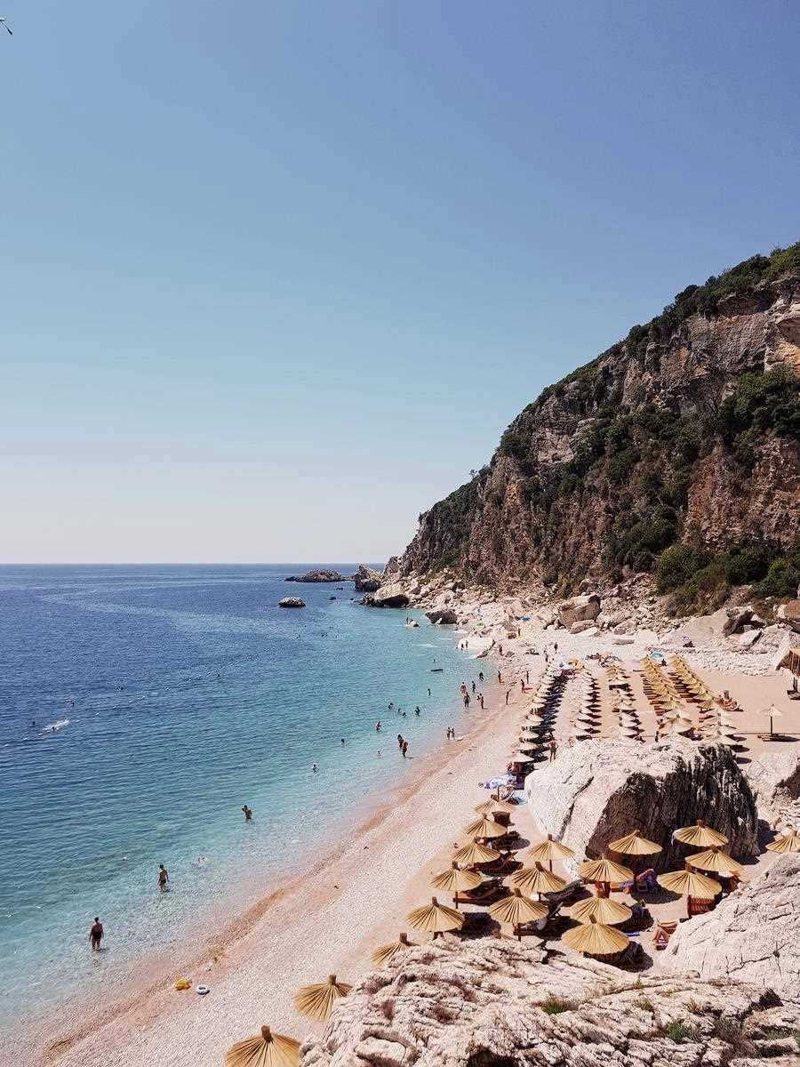 Stunning Montenegro Beaches You Should Visit This Summer - A World to Travel (1)