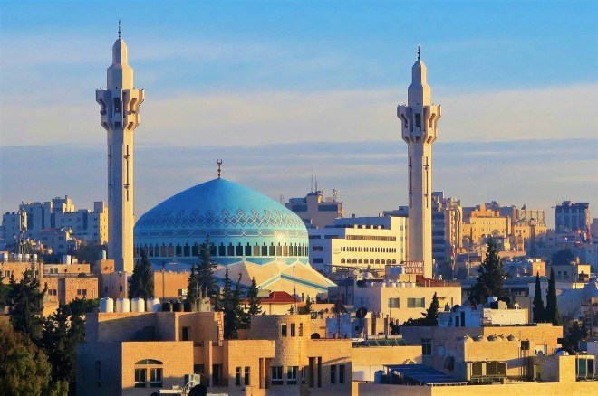 Amman cami - A World to Travel