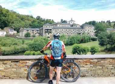 Etapa 4 - O Cebreiro Sarria - Camino de Santiago en bici etapas - A World to Travel (3)