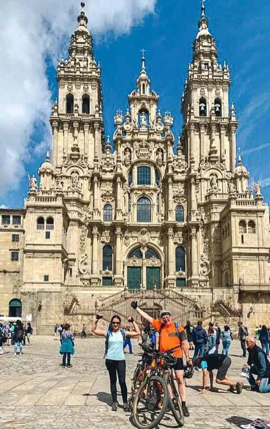 Etapa 6 - Melide Santiago de Compostela - El camino en bici con Tee Travel - A World to Travel (12)