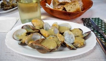 A Palaxa seafood in Finisterre Spain - A World to Travel