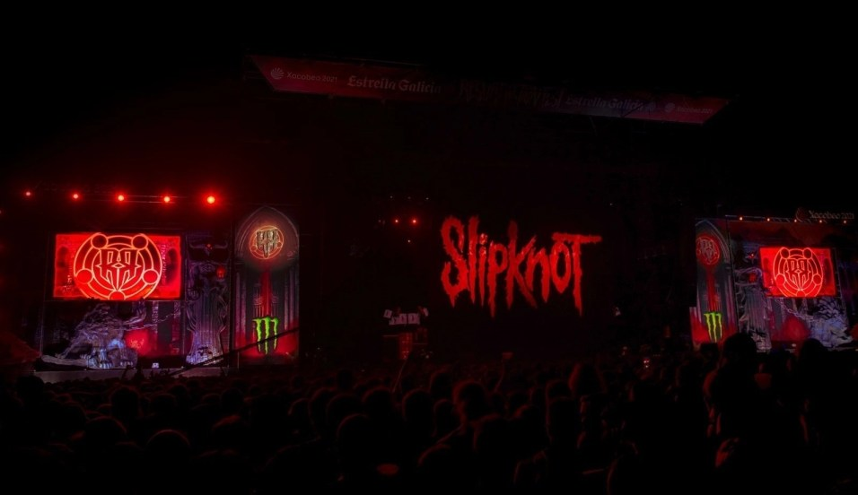 Slipknot at Resurrection Fest 2019