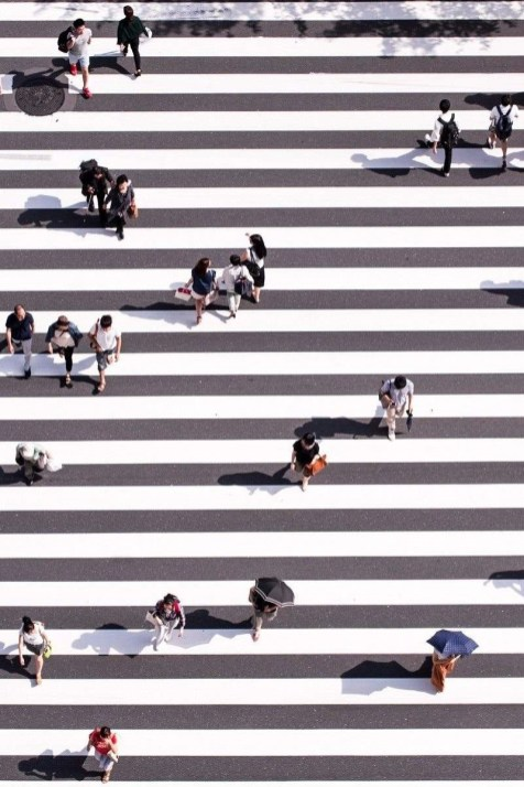 Zebra crossing -Philippines Travel Tips That Will Make Your Trip Memorable - A World to Travel