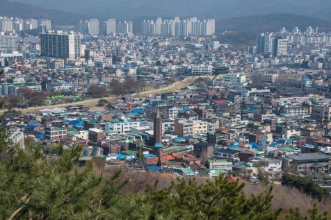 Suwon - What to see in South Korea - A World to Travel