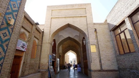 Bukhara - Uzbekistan Cities That Should Be On Everyone's Bucket List - A World to Travel