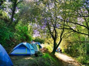 Camping area (3) - Vodafone Paredes de Coura music festival 2019 - A World to Travel