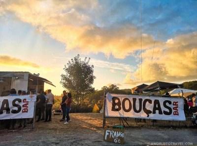 Camping area (4) - Vodafone Paredes de Coura music festival 2019 - A World to Travel