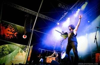Derby Motoreta's Burrito Kachimba (6) - Vodafone Paredes de Coura music festival 2019 - A World to Travel