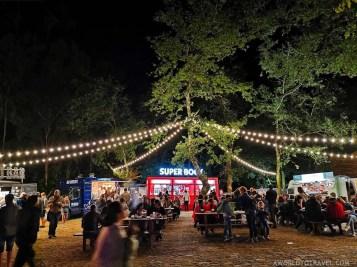 Festival grounds (2) - Vodafone Paredes de Coura music festival 2019 - A World to Travel